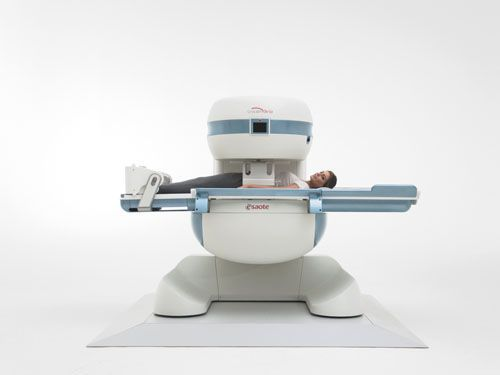 MRI system (tomography) / for joints tomography / low-field / open G-scan Brio 0.25 T ESAOTE