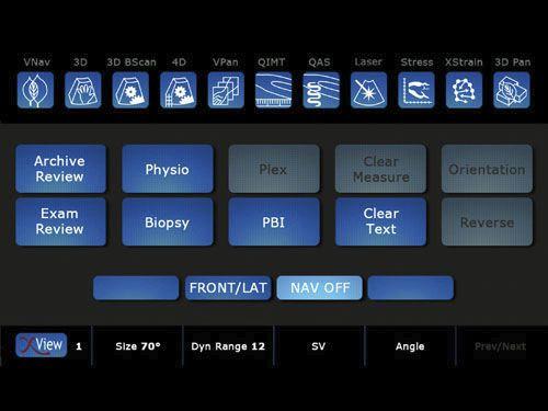 Ultrasound system / on platform / for multipurpose ultrasound imaging MyLab™ClassC ESAOTE