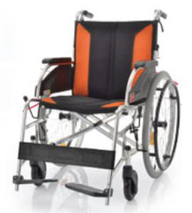 Passive wheelchair / folding H060C Jiangsu Yuyue Medical Equipment & Supply Co., Ltd.
