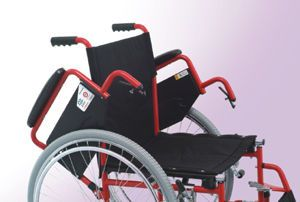 Passive wheelchair / folding 3000 Jiangsu Yuyue Medical Equipment & Supply Co., Ltd.
