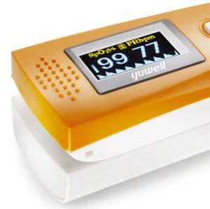 Fingertip pulse oximeter / compact 70 - 100 % SpO2, 25 - 250 bpm | YX300 Jiangsu Yuyue Medical Equipment & Supply Co., Ltd.