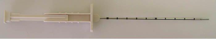Veterinary biopsy needle J0118A Jorgensen Laboratories