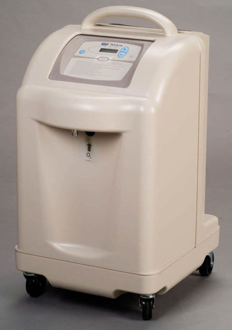 Oxygen concentrator / on casters J0744A Jorgensen Laboratories
