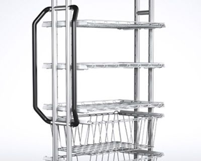 Storage trolley / open-structure SMART Getinge Infection Control