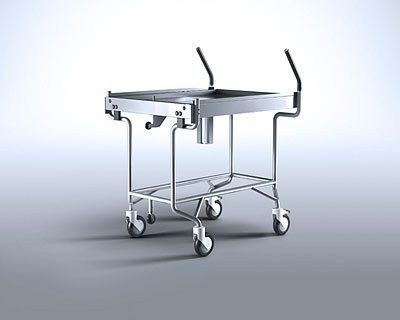 Loading trolley / unloading / for sterilization chamber SMART Getinge Infection Control