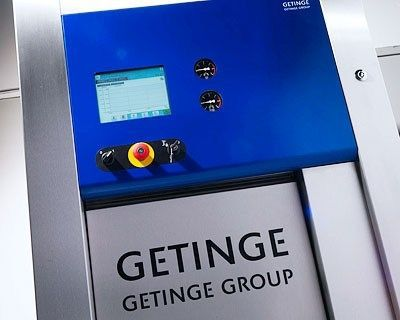 Medical autoclave / compact 271 - 371 L   HS55 SERIES Getinge Infection Control