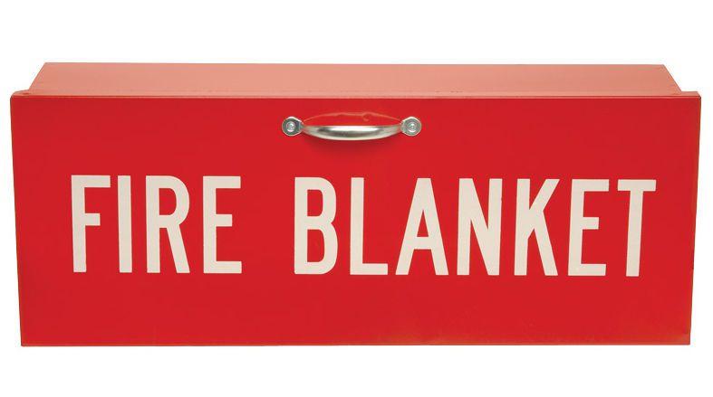 Fire blanket / wool JSA-1000-W Junkin Safety Appliance Company