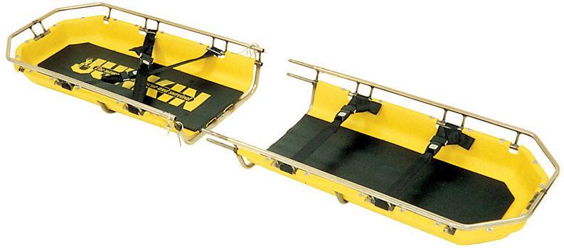 Basket stretcher / plastic / 1-section JSA-200-B Junkin Safety Appliance Company