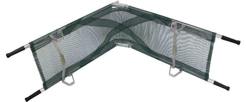 Folding stretcher / 1-section JSA-601-NAM Junkin Safety Appliance Company