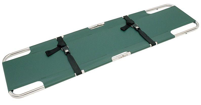 Folding stretcher / 1-section JSA-603 Junkin Safety Appliance Company