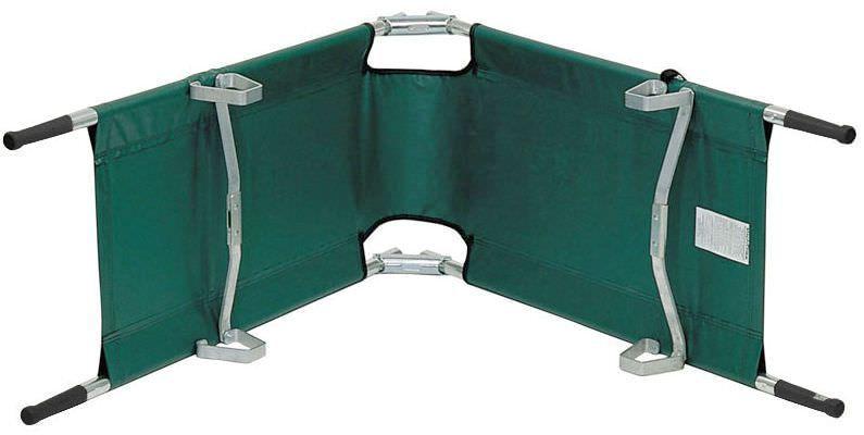 Folding stretcher / 1-section JSA-601-NA Junkin Safety Appliance Company