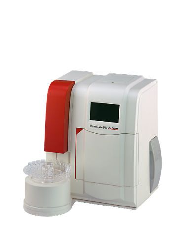 Electrolyte analyzer with ISE HumaLyte Plus 3 HUMAN