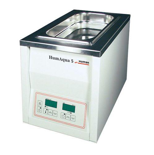 Laboratory water bath 4 L | HumaAqua 5 HUMAN