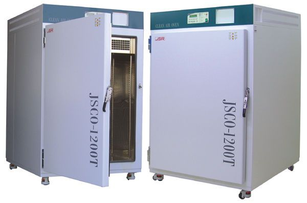 Convection laboratory drying oven JSCO-150T, JSCO-300T, JSCO-1200T JS Research Inc.