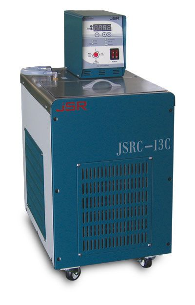 Circulating laboratory water bath / refrigerated JSRC-13C , JSRC-22C JS Research Inc.