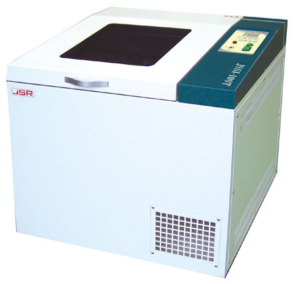 Bench-top laboratory incubator shaker JSSI-100C / JSSI-100T JS Research Inc.