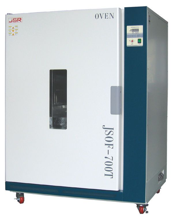Hot air laboratory drying oven JSOF-400T, JSOF-700T JS Research Inc.