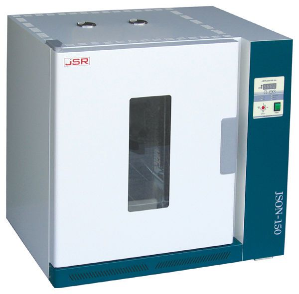 Convection laboratory drying oven JSON-050, JSON-100, JSON-150, JSON-250 JS Research Inc.
