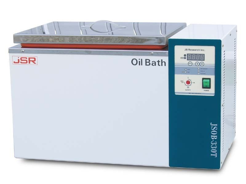 Laboratory oil bath JSOB-100T, JSOB-200T, JSOB-330T JS Research Inc.