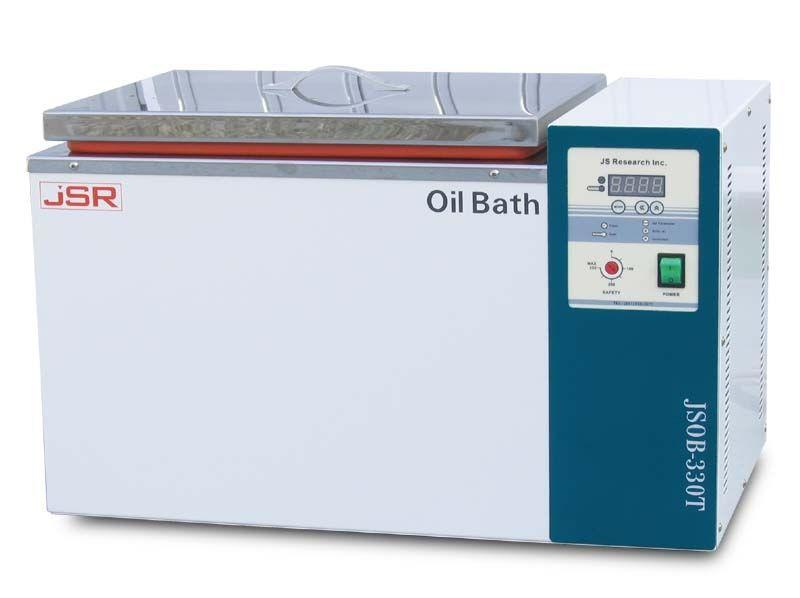 Laboratory oil bath JSOB-100T, JSOB-200T, JSOB-330T JS Research Inc.