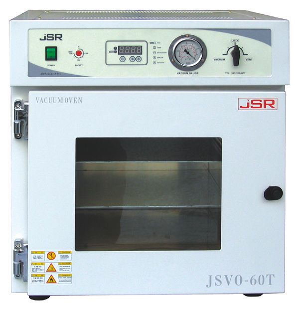 Vacuum laboratory drying oven JSVO-60T JS Research Inc.