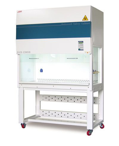 Microbiological safety cabinet with vertical sliding window JSCB-900SB, 1200SB, 1500SB, JSCB-1800SB JS Research Inc.