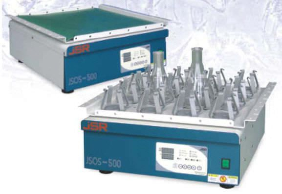 Laboratory shaker / orbital / bench-top JSOS-500 / JSOS-700 JS Research Inc.