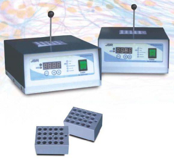 Laboratory block heater JSBL-01T, JSBL-02T, JSBL-04T JS Research Inc.