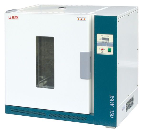 Convection laboratory drying oven JSOF-100, JSOF-150, JSOF-250 JS Research Inc.