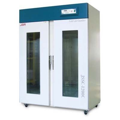 Cold room laboratory JSSC-250C, 700C, 1200C JS Research Inc.