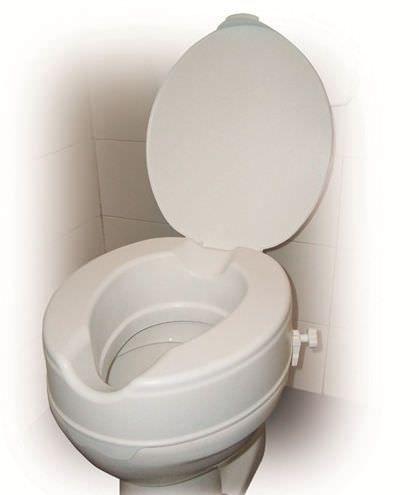 Raised toilet seat 12063/5/7 Drive Medical Europe