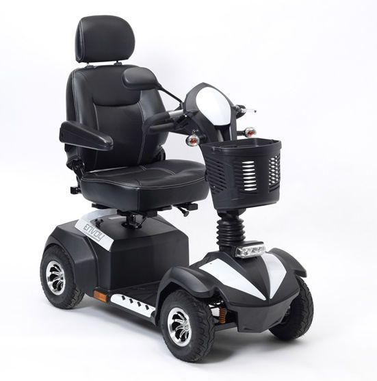 4-wheel electric scooter max. 180 kg | Envoy 8 + Drive Medical Europe