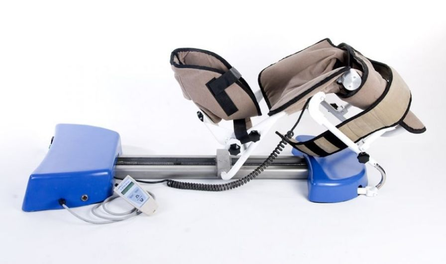 Knee continuous passive motion device BLD CPM PRO Johari Digital Healthcare Ltd.
