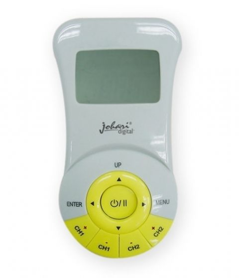 Electro-stimulator (physiotherapy) / hand-held / TENS / EMS BLD289D | 1 - 400 Hz Johari Digital Healthcare Ltd.