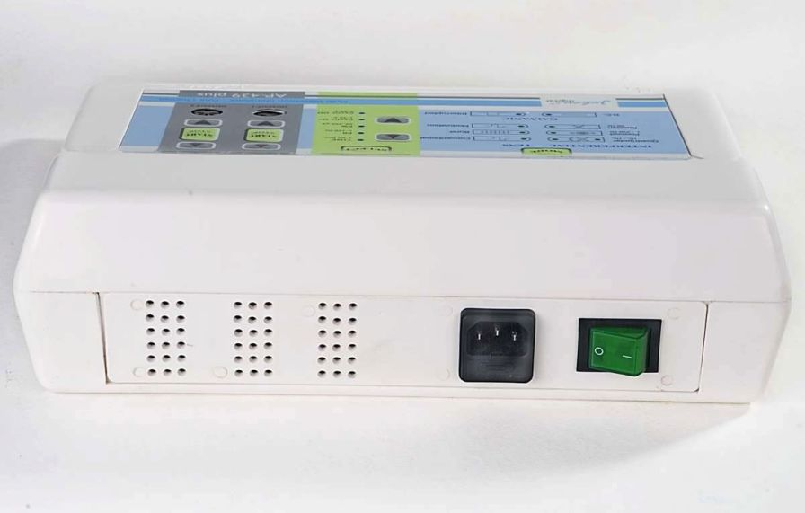 Electro-stimulator (physiotherapy) / 4-channel BLD AP439 Johari Digital Healthcare Ltd.