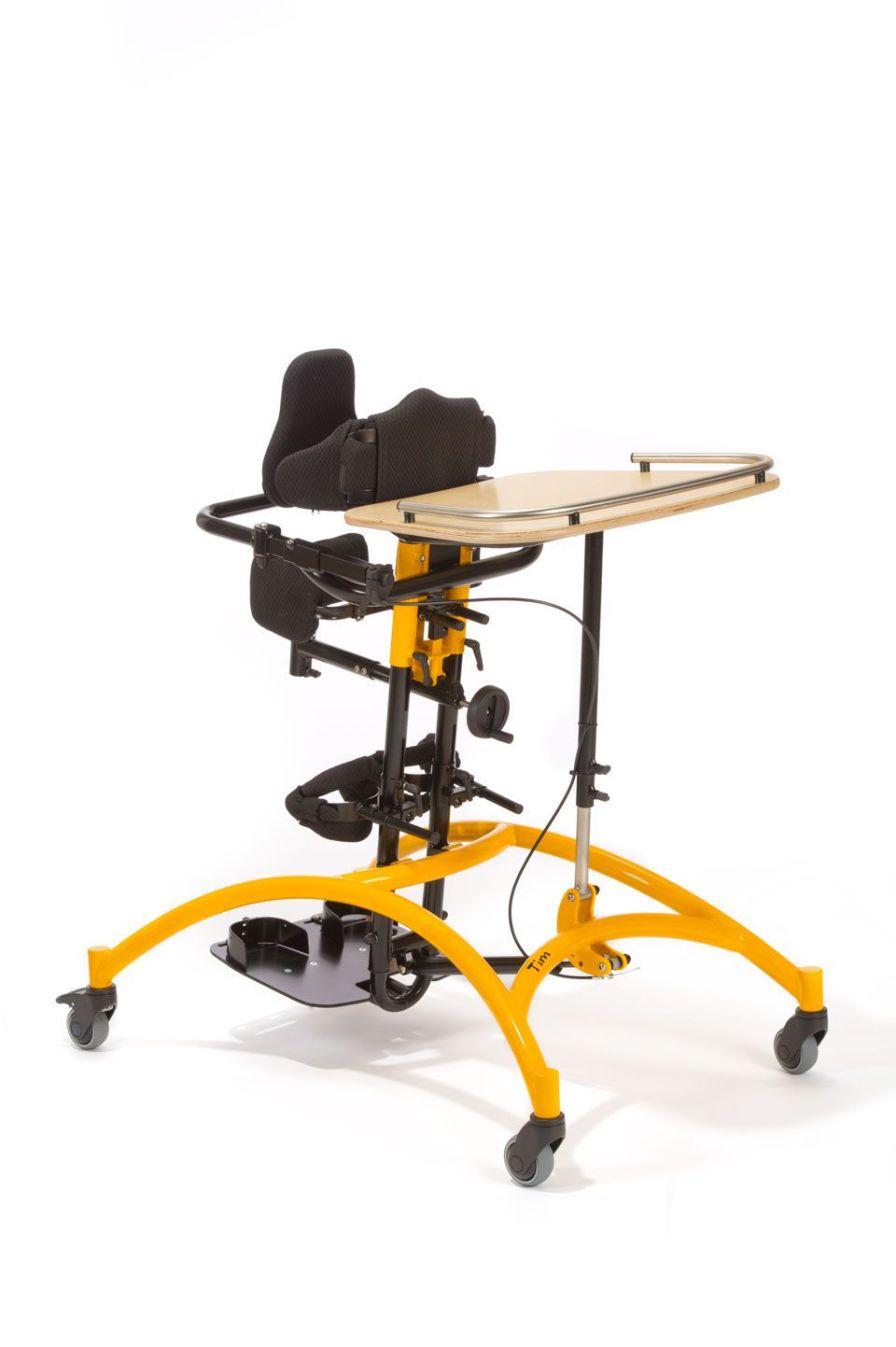 Pediatric standing frame Tim JCM Seating