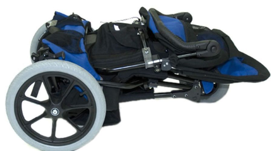 Passive wheelchair / folding / with legrest / pediatric Xplore Dyno JCM Seating
