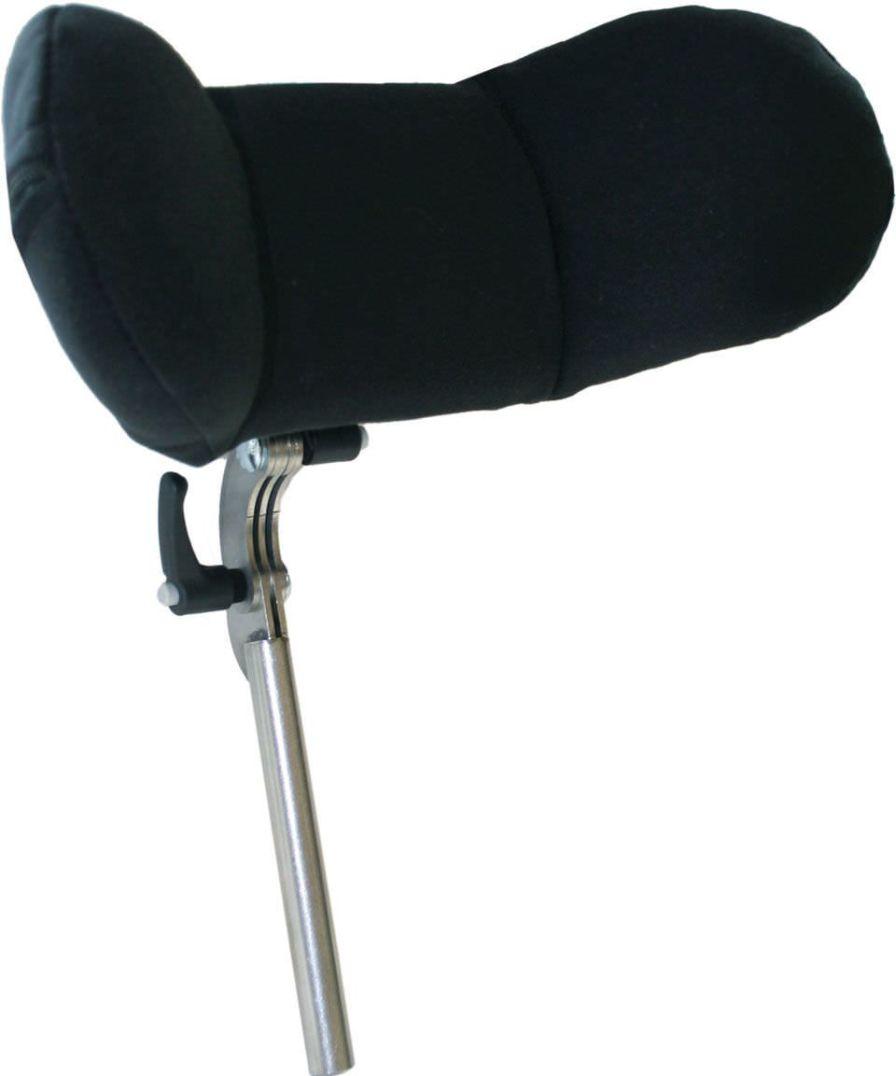 Universal wheelchair headrest JCM Seating