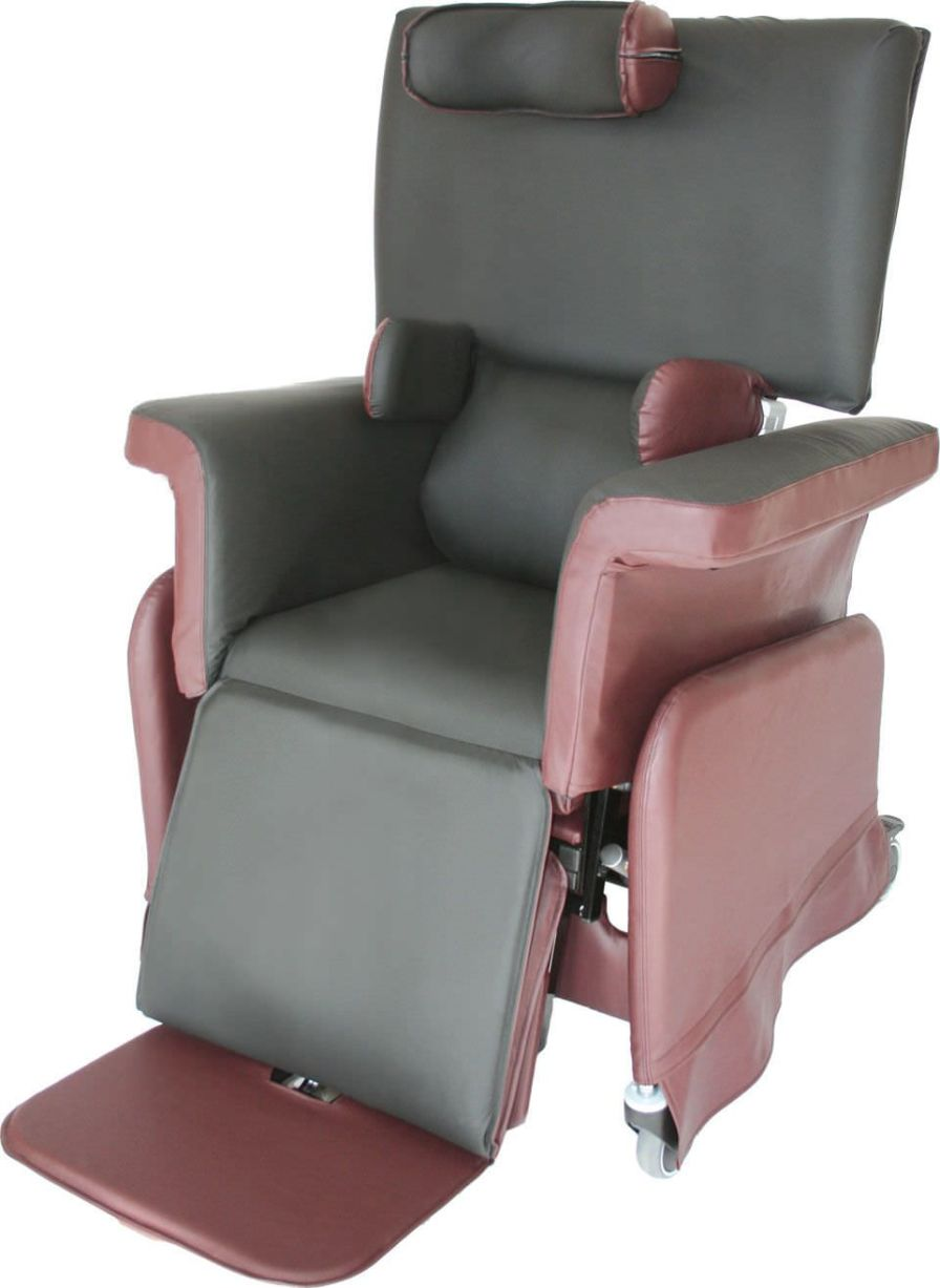 Reclining medical sleeper chair / on casters / electrical Eclipse JCM Seating