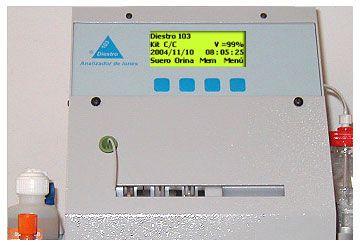 Electrolyte analyzer Diestro® 103 JS Medicina Electronica