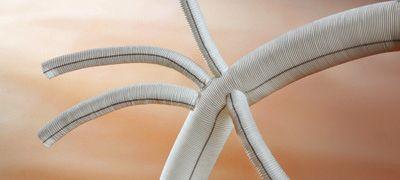 Polyester vascular prosthesis / woven FlowWeave® plus Jotec