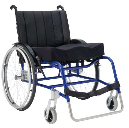 Passive wheelchair / bariatric XLT Max Invacare