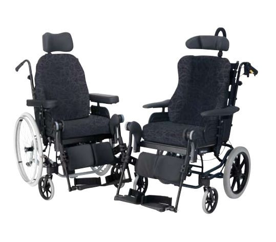 Passive wheelchair / with legrest / with headrest Rea Azalea Invacare
