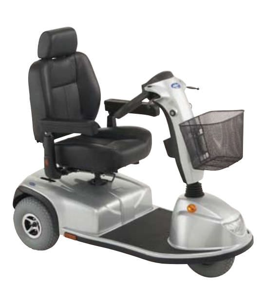 4-wheel electric scooter Comet™ Invacare
