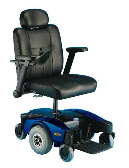 Electric wheelchair / exterior / interior Pronto M61 Invacare