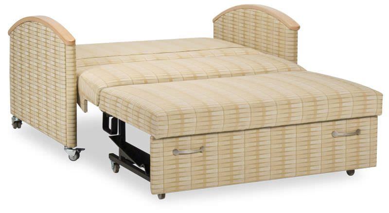 Healthcare facility sofa-bed 88 Series loveseat IoA Healthcare