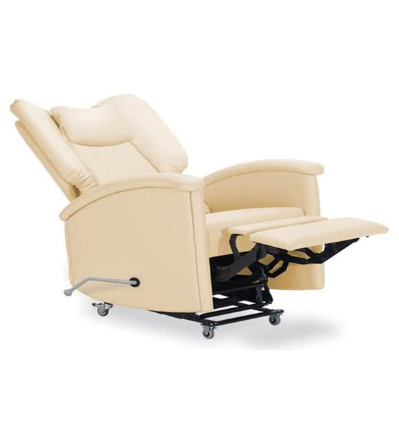 Reclining medical sleeper chair / on casters / manual Kangaroo 623-35 IoA Healthcare