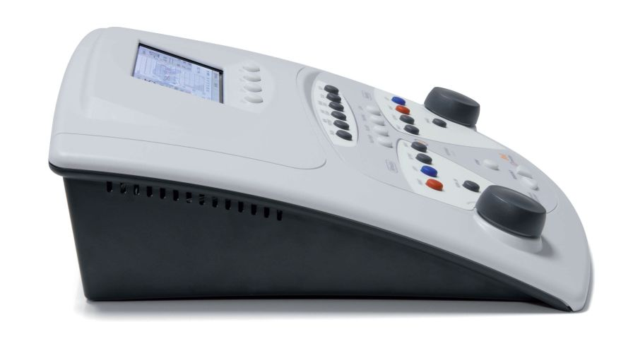 Diagnostic audiometer (audiometry) / audiometer / digital BELL Inventis