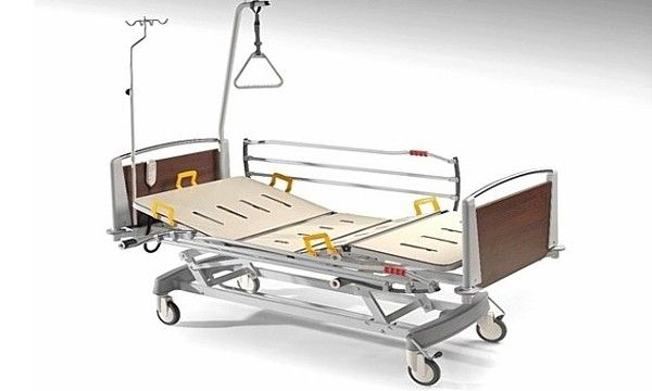 Trauma stretcher trolley / emergency / mechanical ORENSE IMO