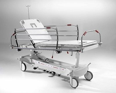 Recovery stretcher trolley / transport / emergency / mechanical 971 IMO